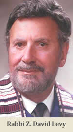 Rabbi Z. David Levy